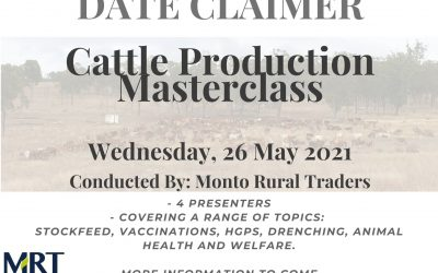Cattle Production Masterclass
